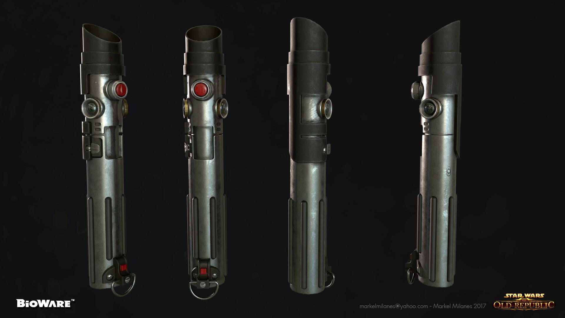 Markel milanes lightsaber render 03