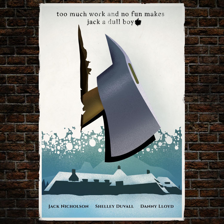 Day 4: Minimalistic Movie Poster