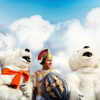 Roman Bears