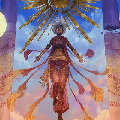 Renato prezioso sun goddess