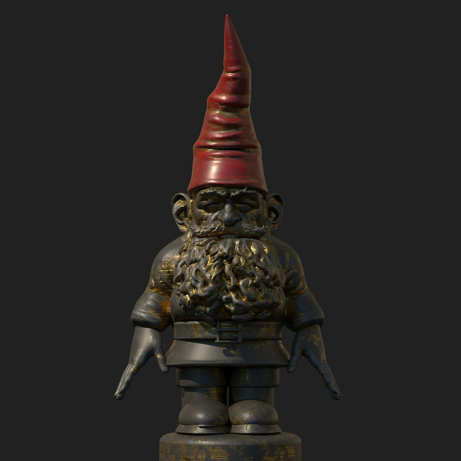 Gnome WIP