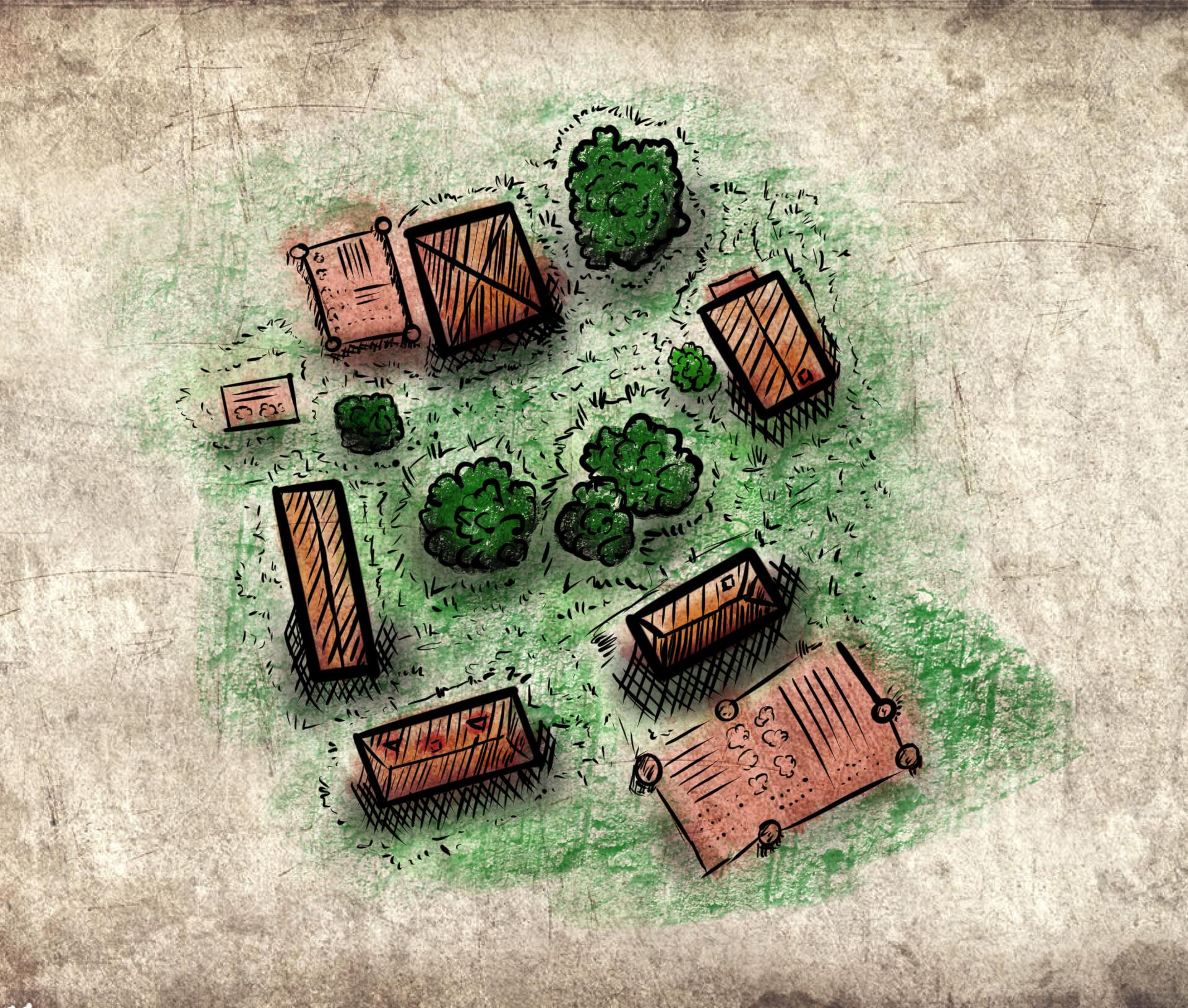 Ronan salieri le hameau