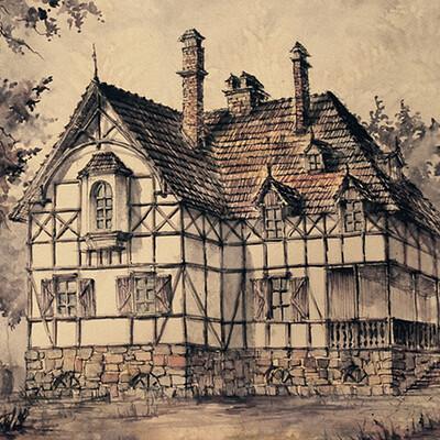 Elwira pawlikowska hunting house elwira pawlikowska