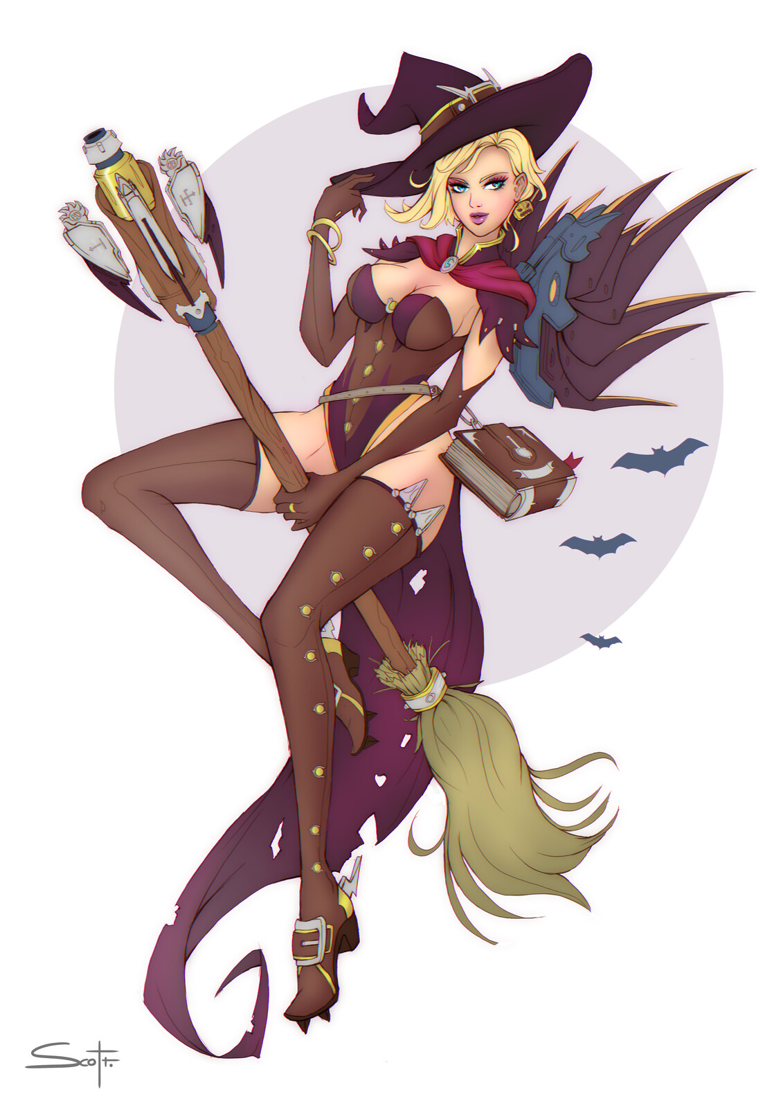 Mercy Halloween