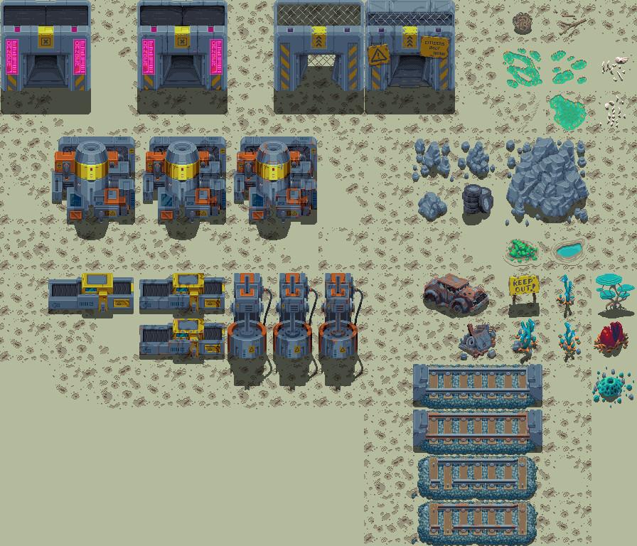 Wasteland Assets