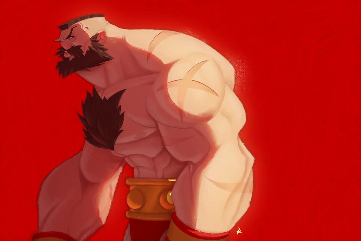 """""""Я Красный Циклон!"""""""