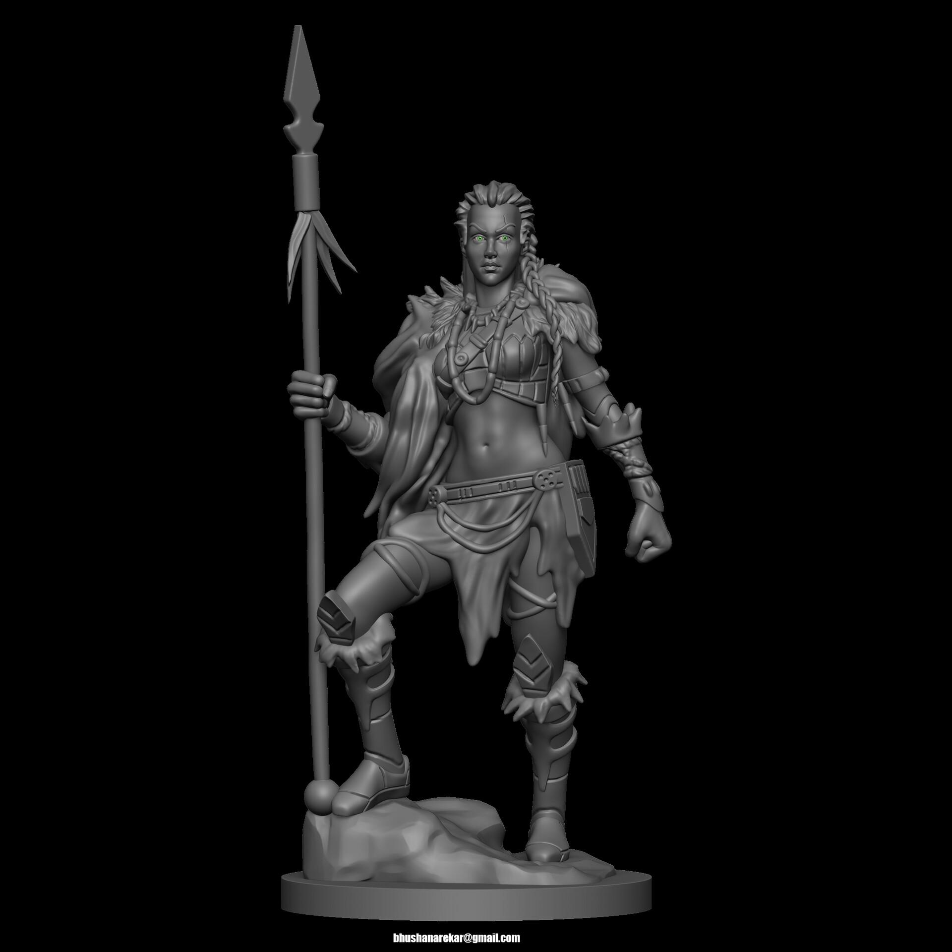 Bhushan arekar amazon warrior 1