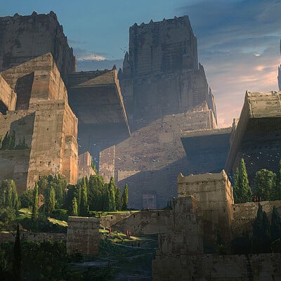 Raphael lacoste great temple net