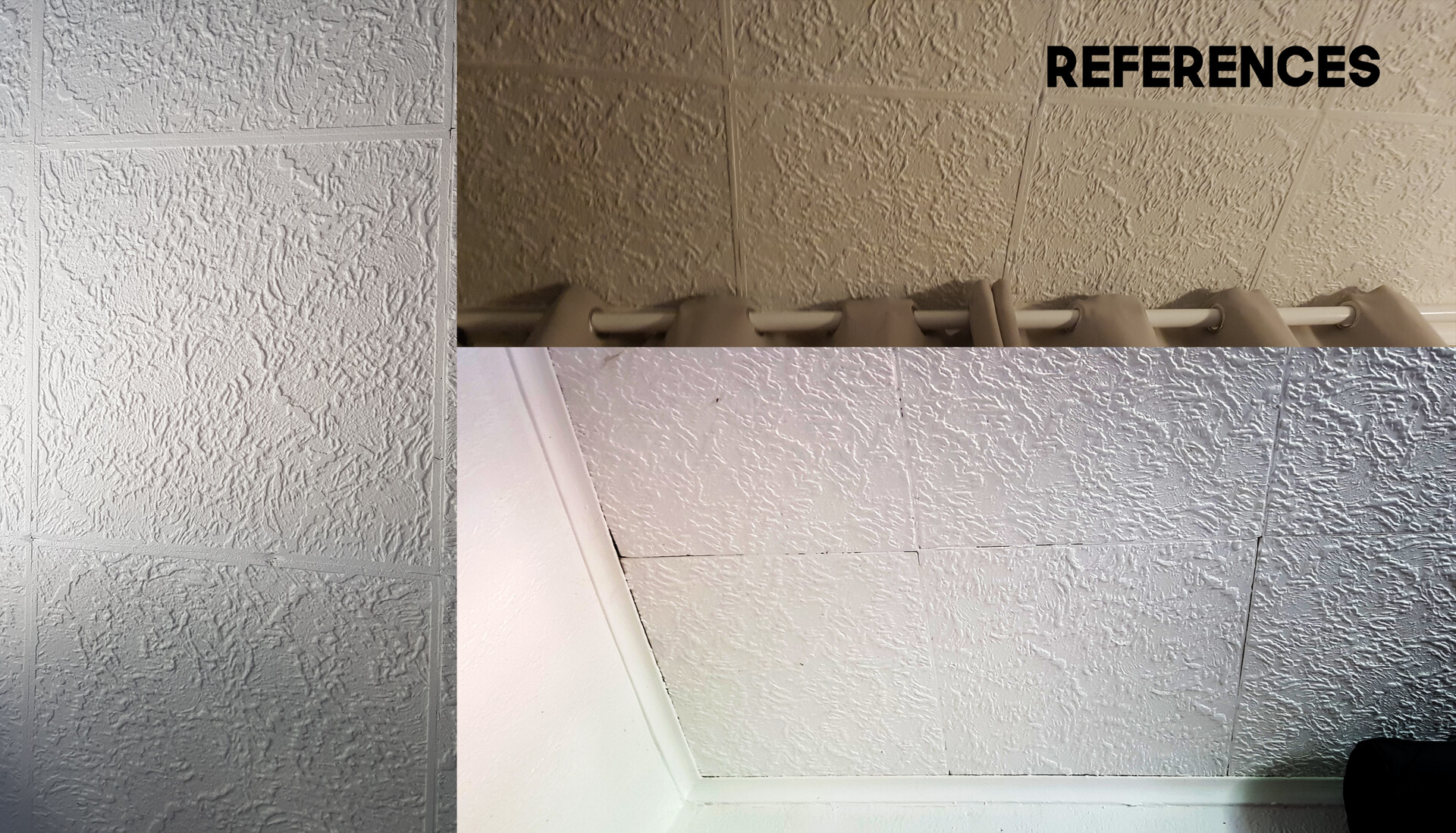 Gregory bove myroom ceiling references