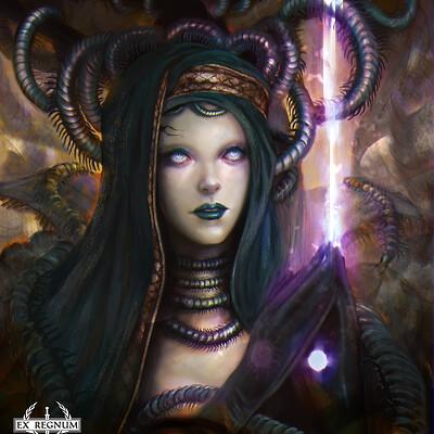 Lorenn tyr sacerdotist trance by lorenn tyr
