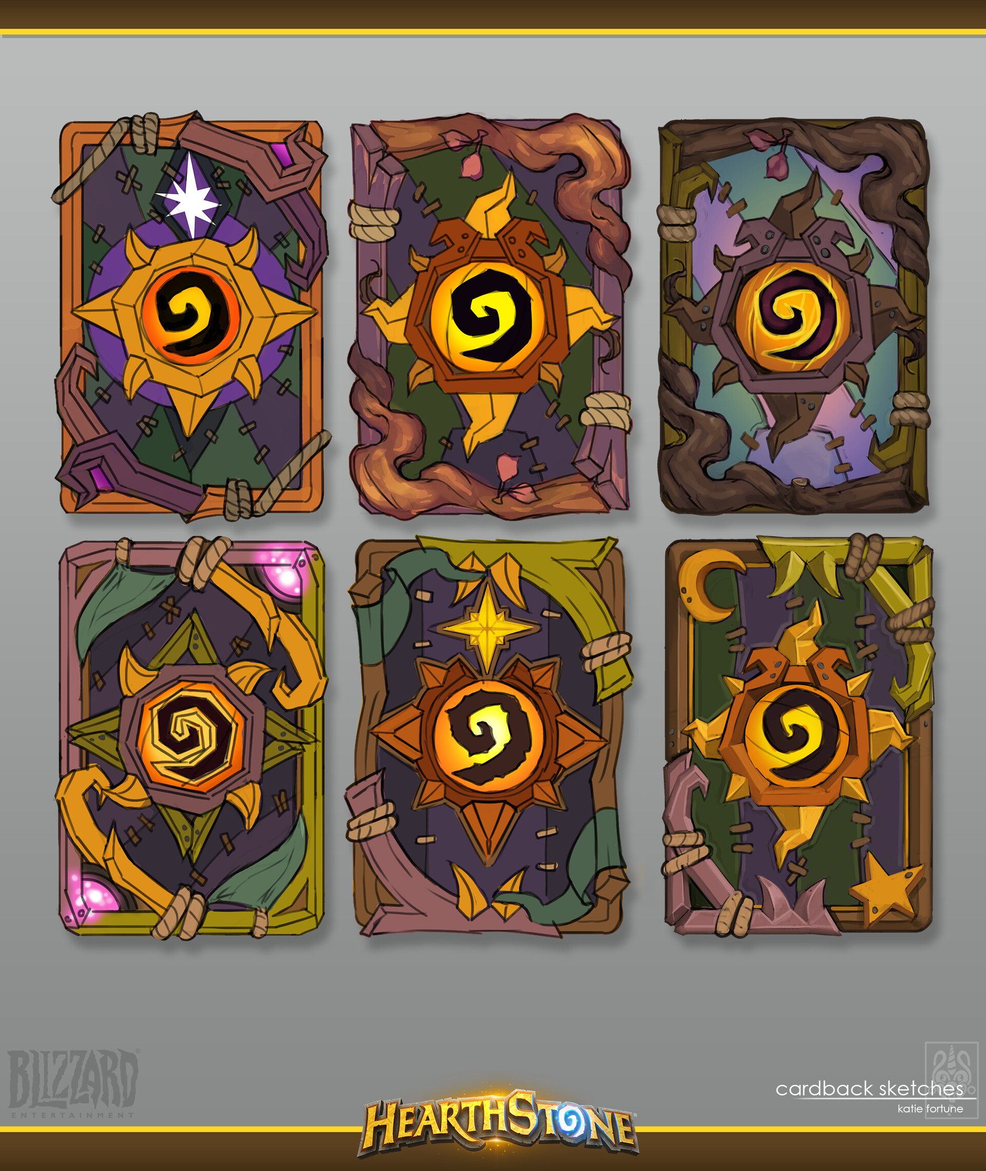 Fortune K Darkmoon Faire Hearthstone Cardback Robert fluxflashor veitch is the founder of out of cards. darkmoon faire hearthstone cardback