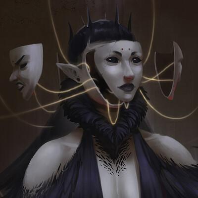 Caio santos raven queen 2