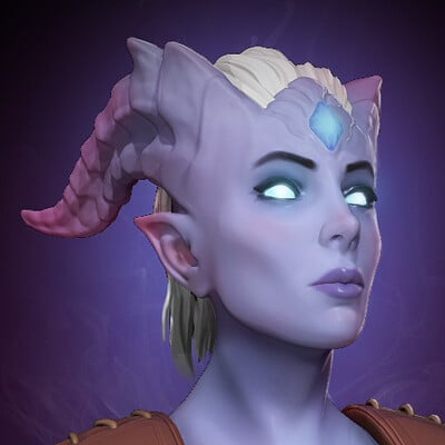William pitzer draenei composite render2