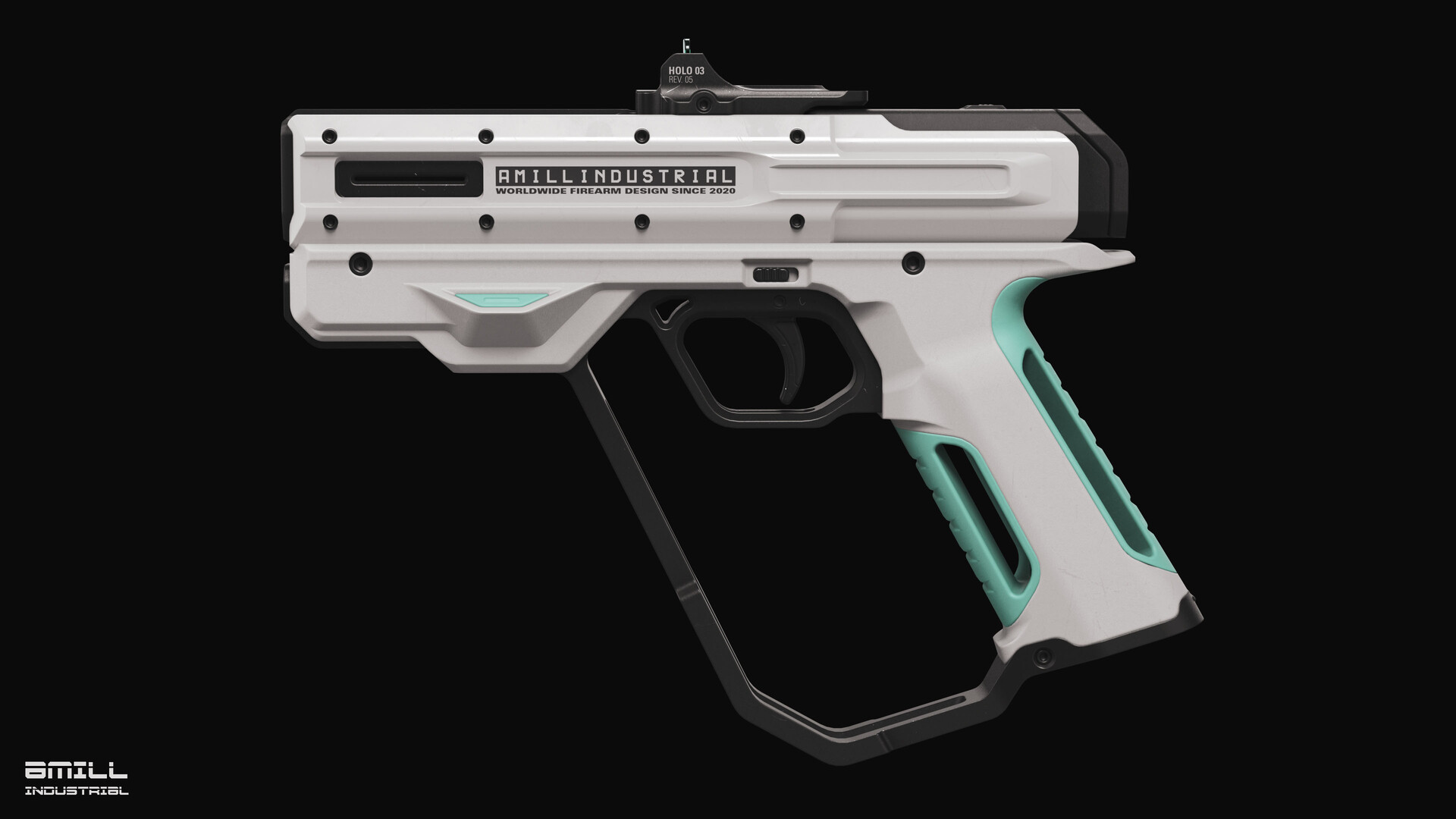 Chris stone pistol rs 006