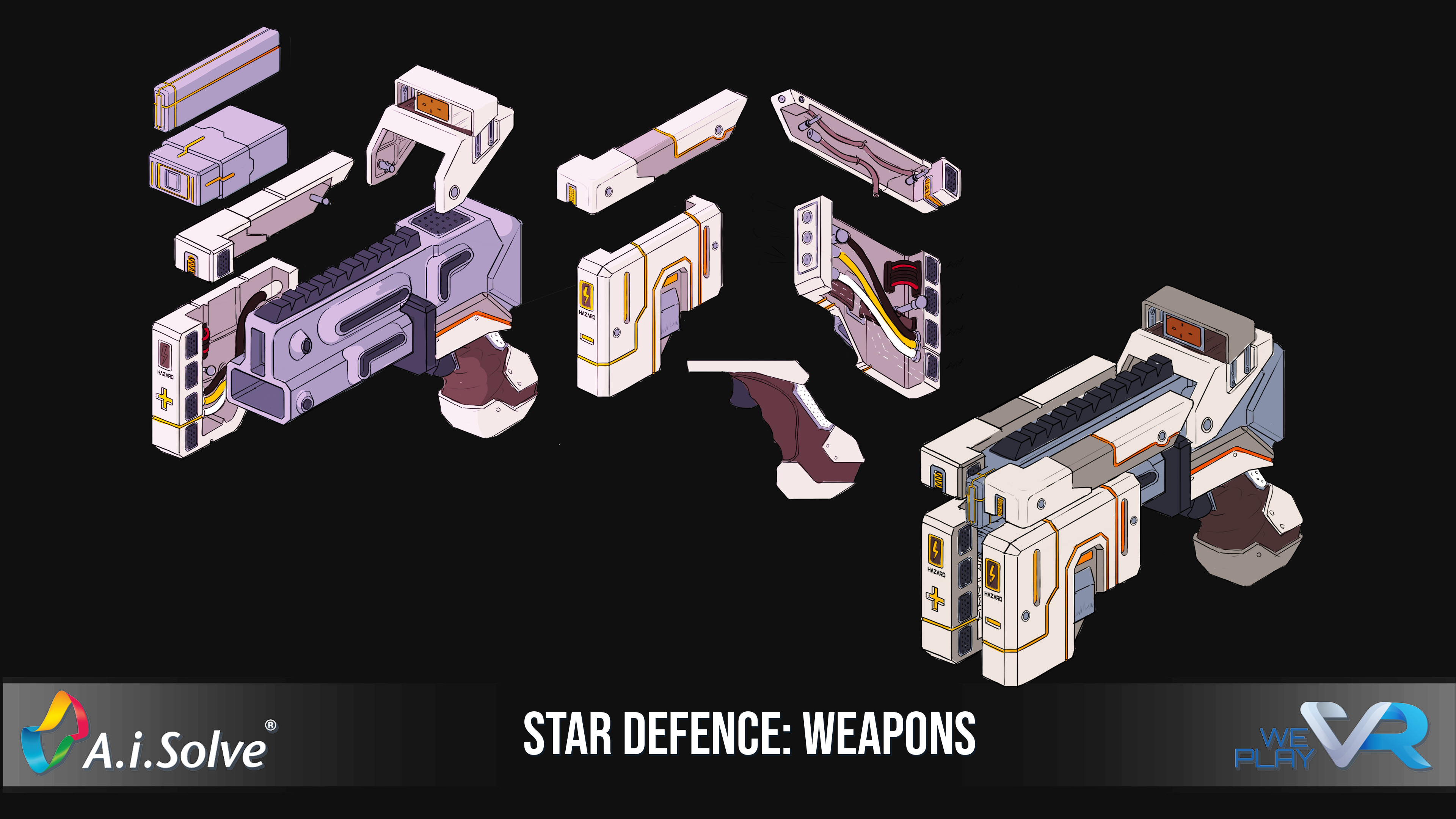 Exploded view of final option