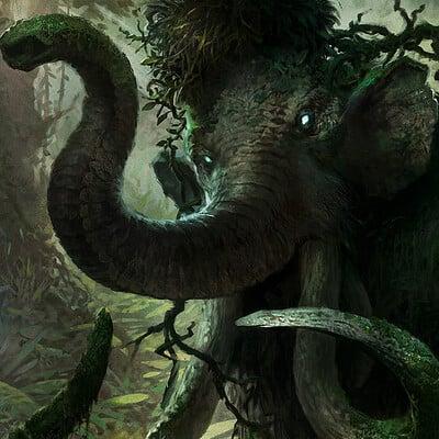 Svetlin velinov thorn mammoth