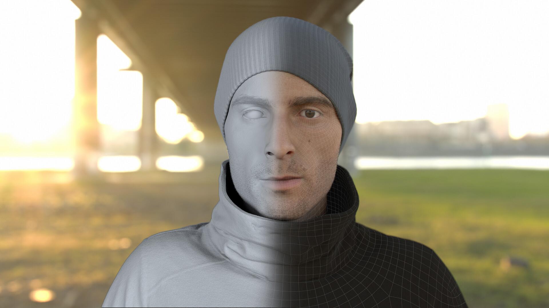 Jason colthrust digitalportrait3 2 by jasoncolthrust wire