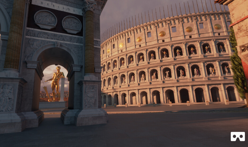 Modelling, sculpting, rigging and posing of all the statues in the scene.