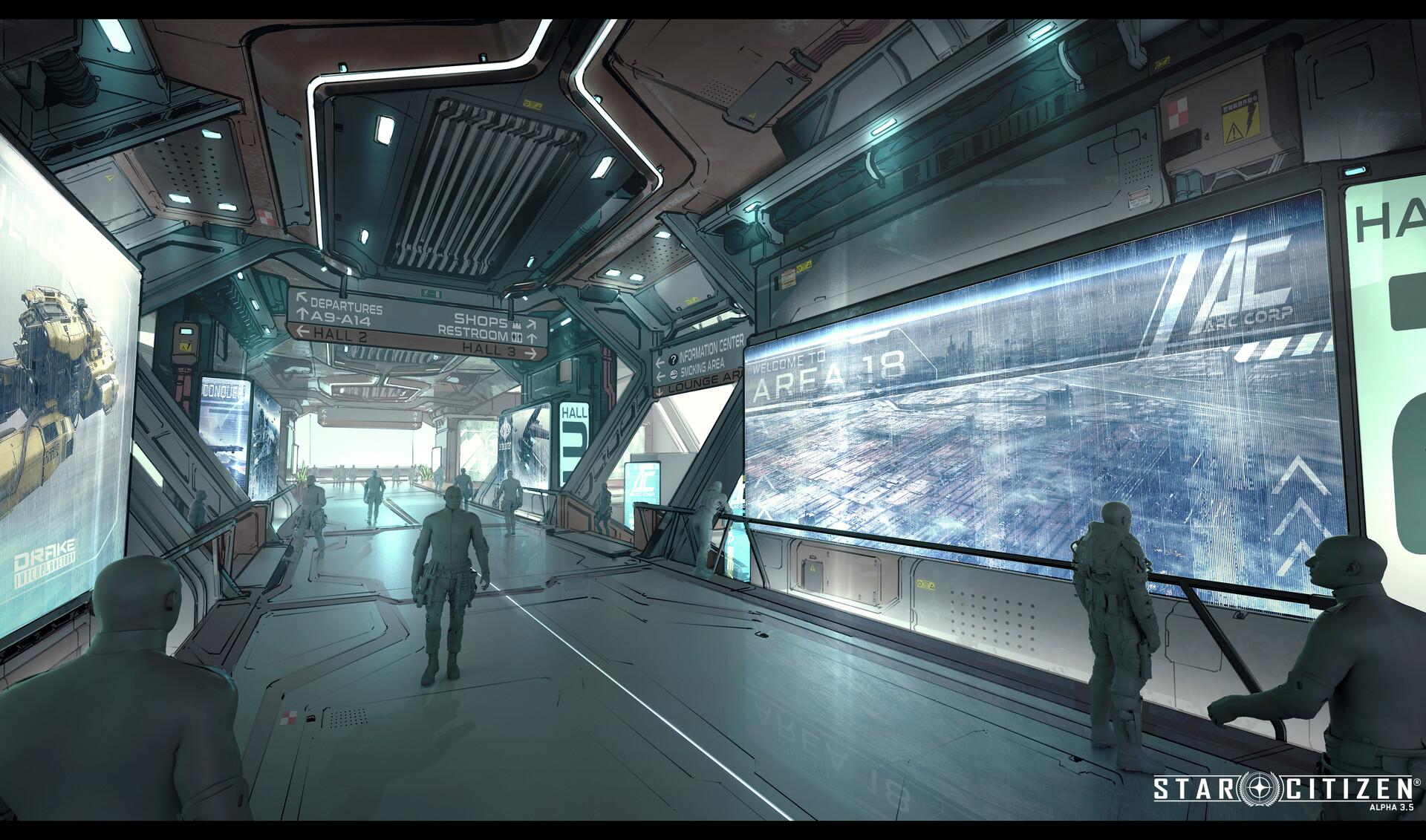 space port interior 2
