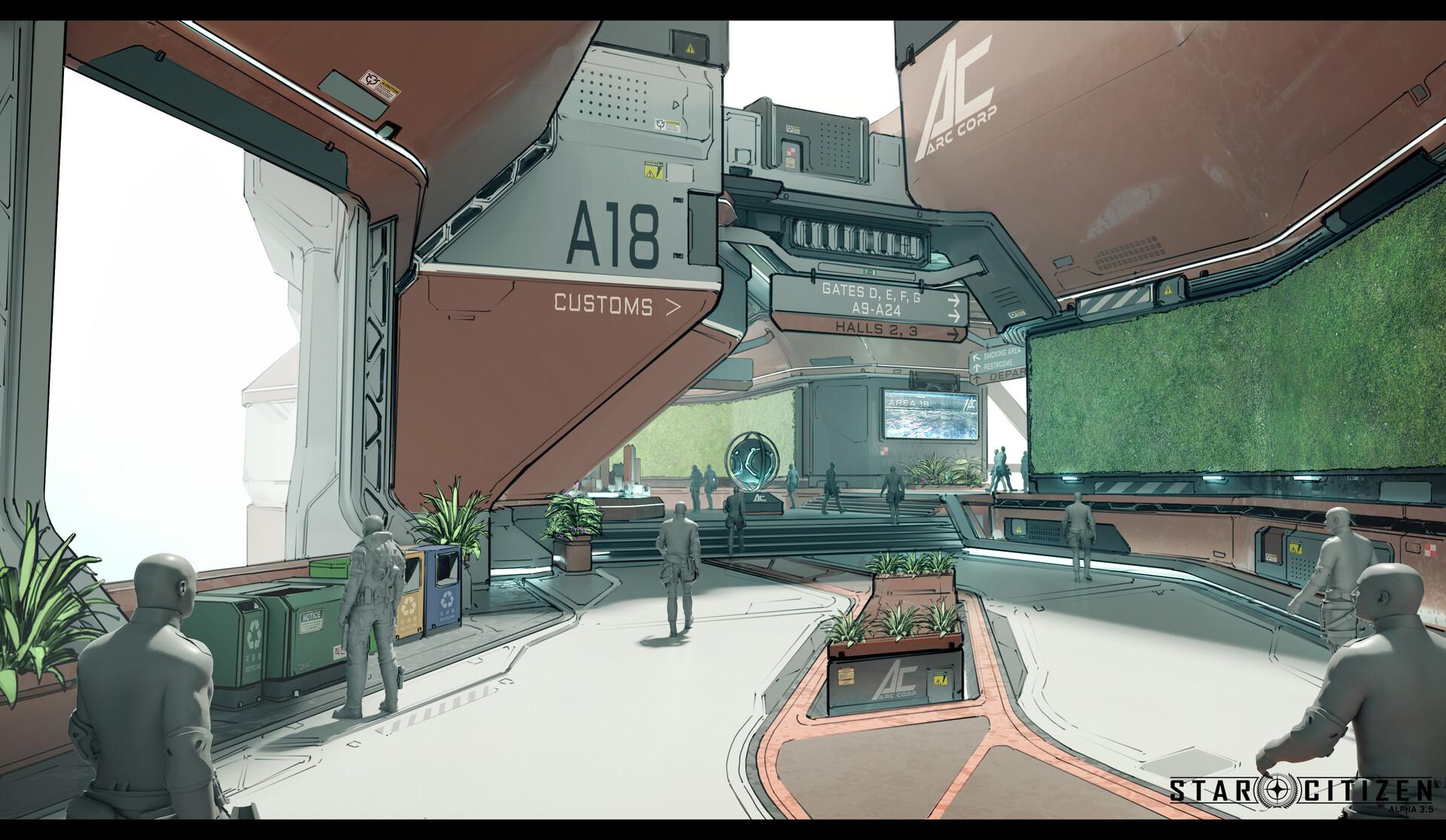 space port interior 5