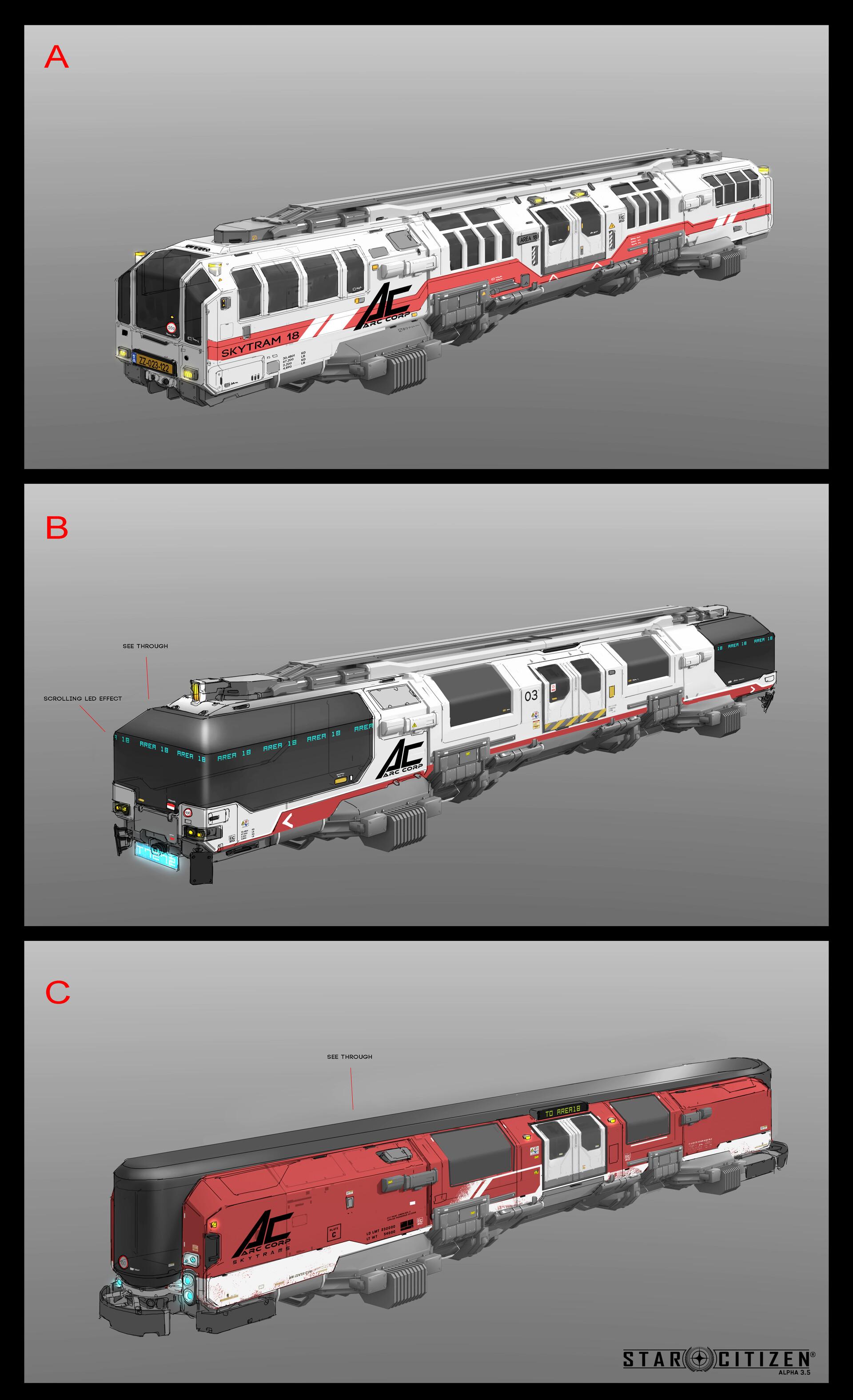transit vehicle