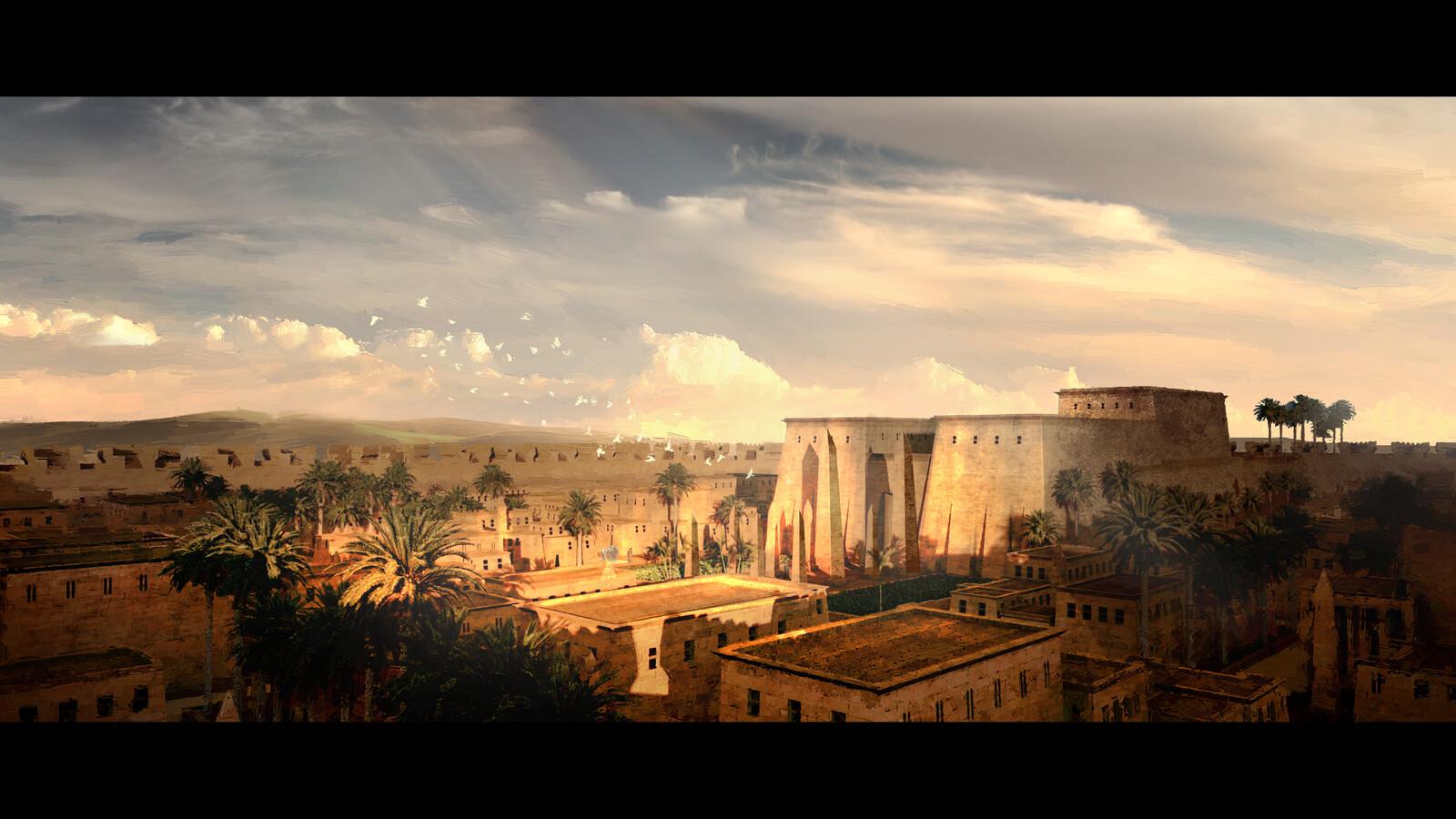Egyptian Citadel