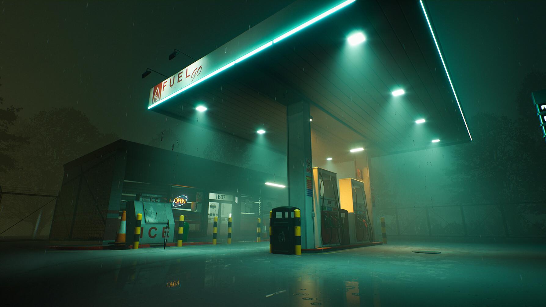 Carmen schneidereit carmenschneidereit gasstation relighting