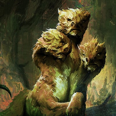 Igor kieryluk 409770 the questing beast