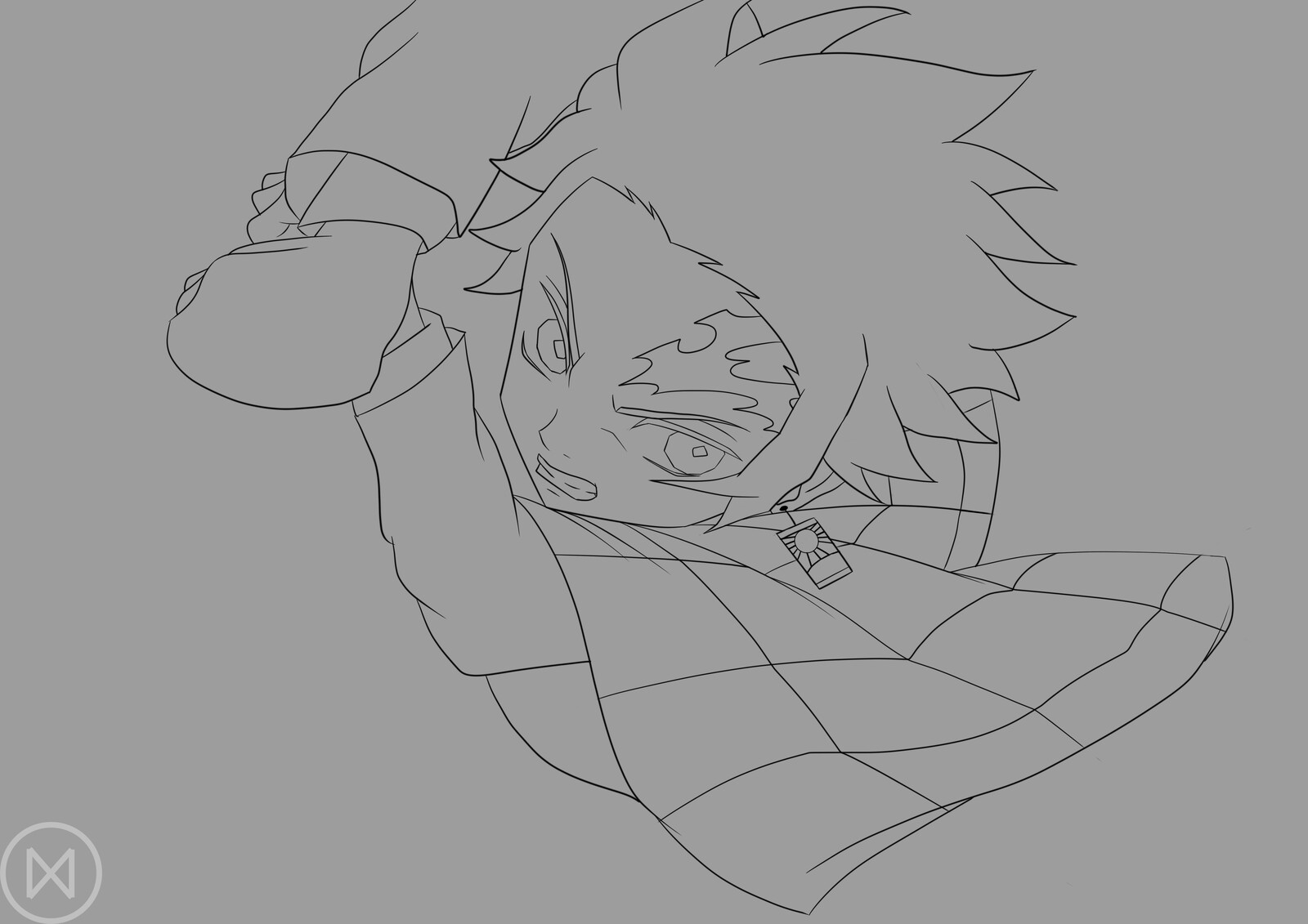 Clean Lineart