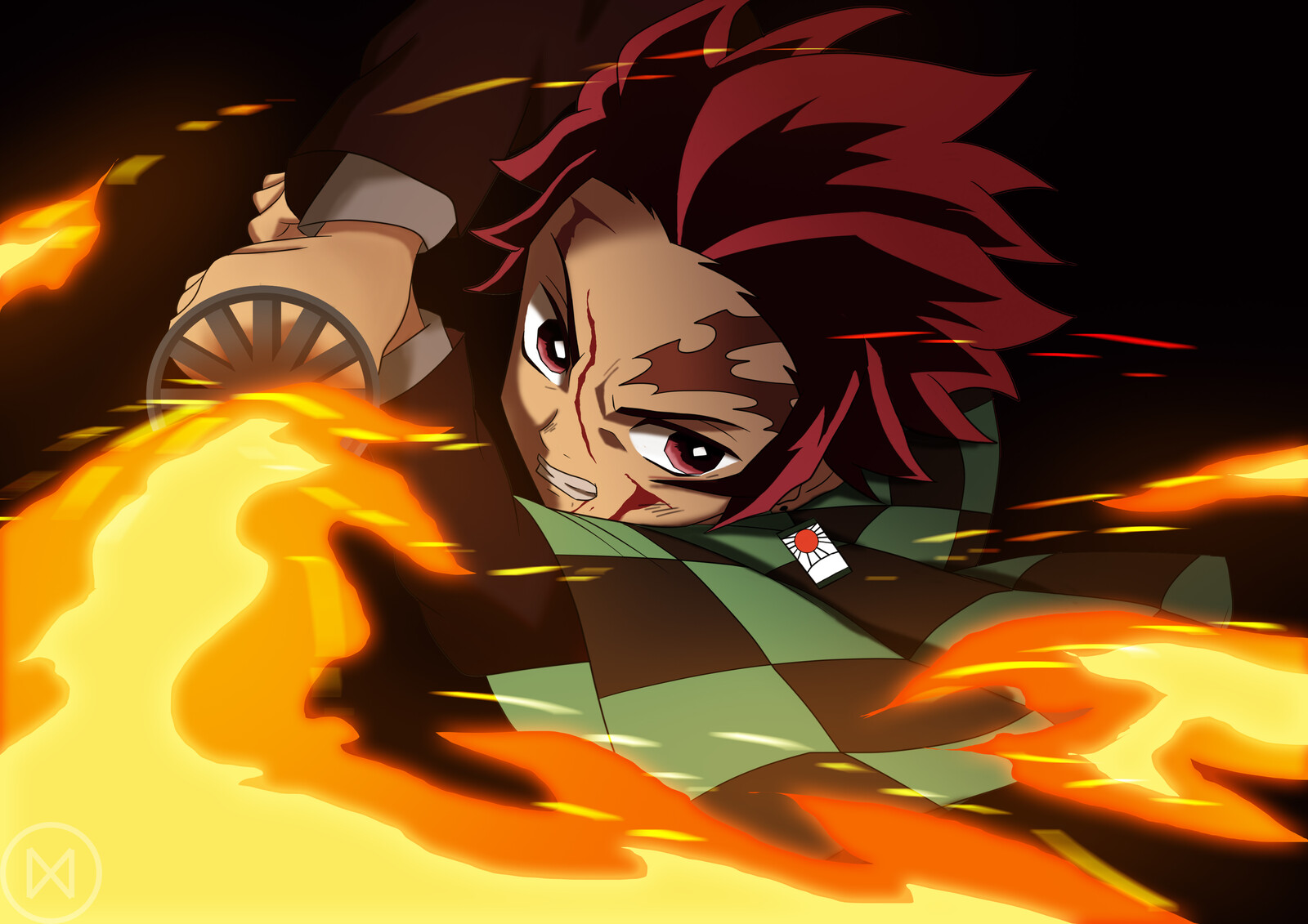 Total Concentration Breath of the Fire God