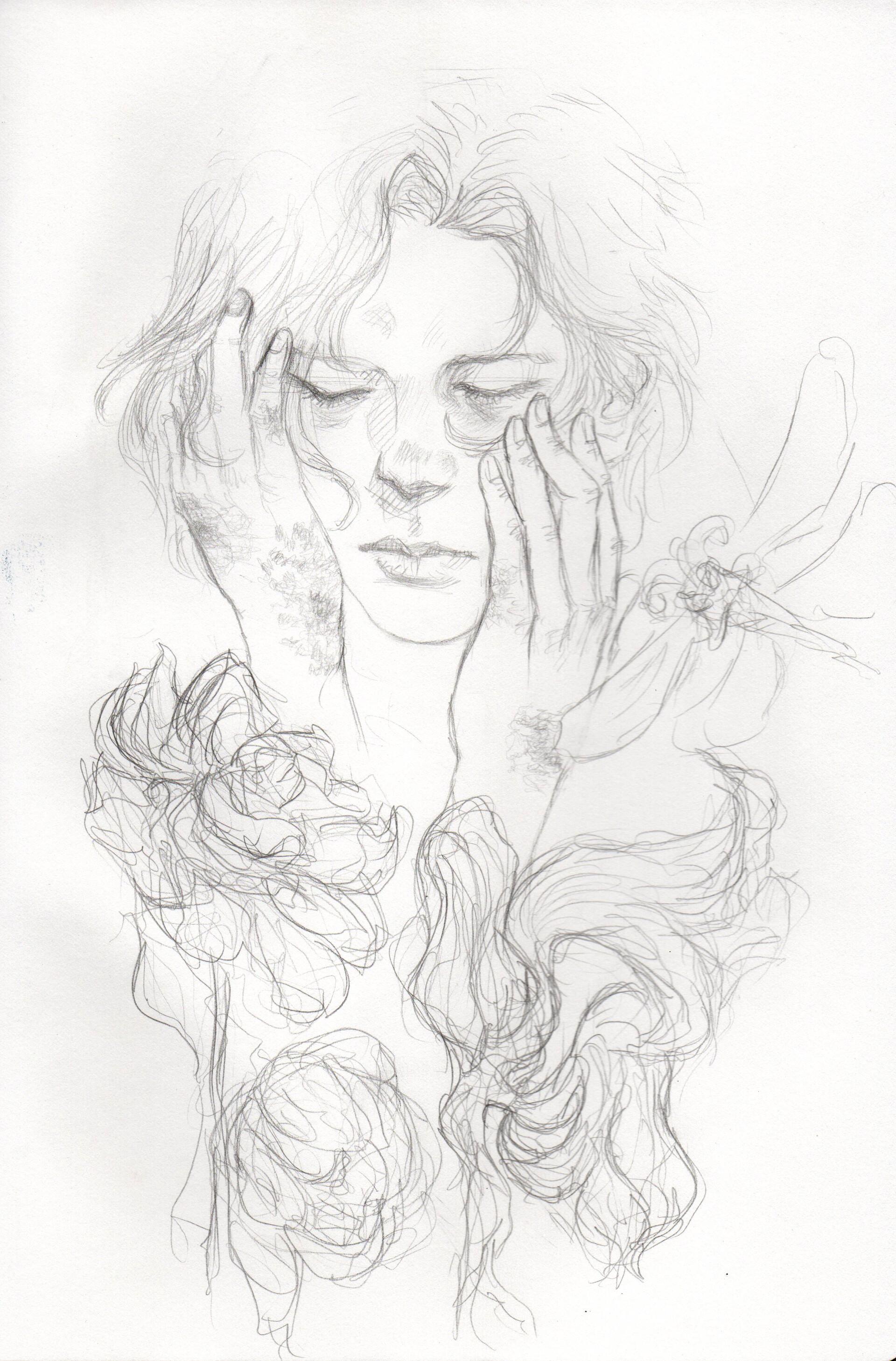Thomas Pagani Necrosi Sketch