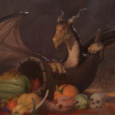 Artur treffner harvest dragon f3