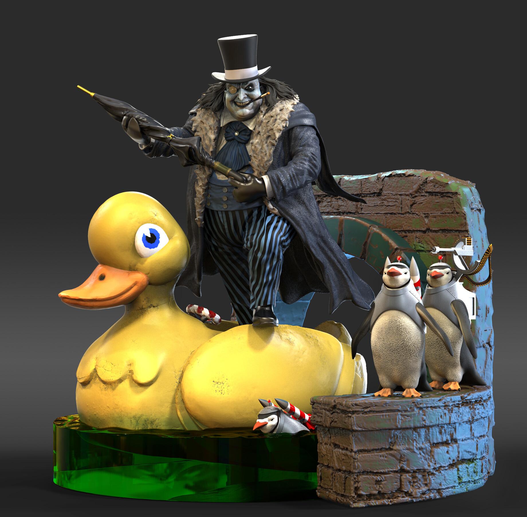 Andre ferwerda penguin 01
