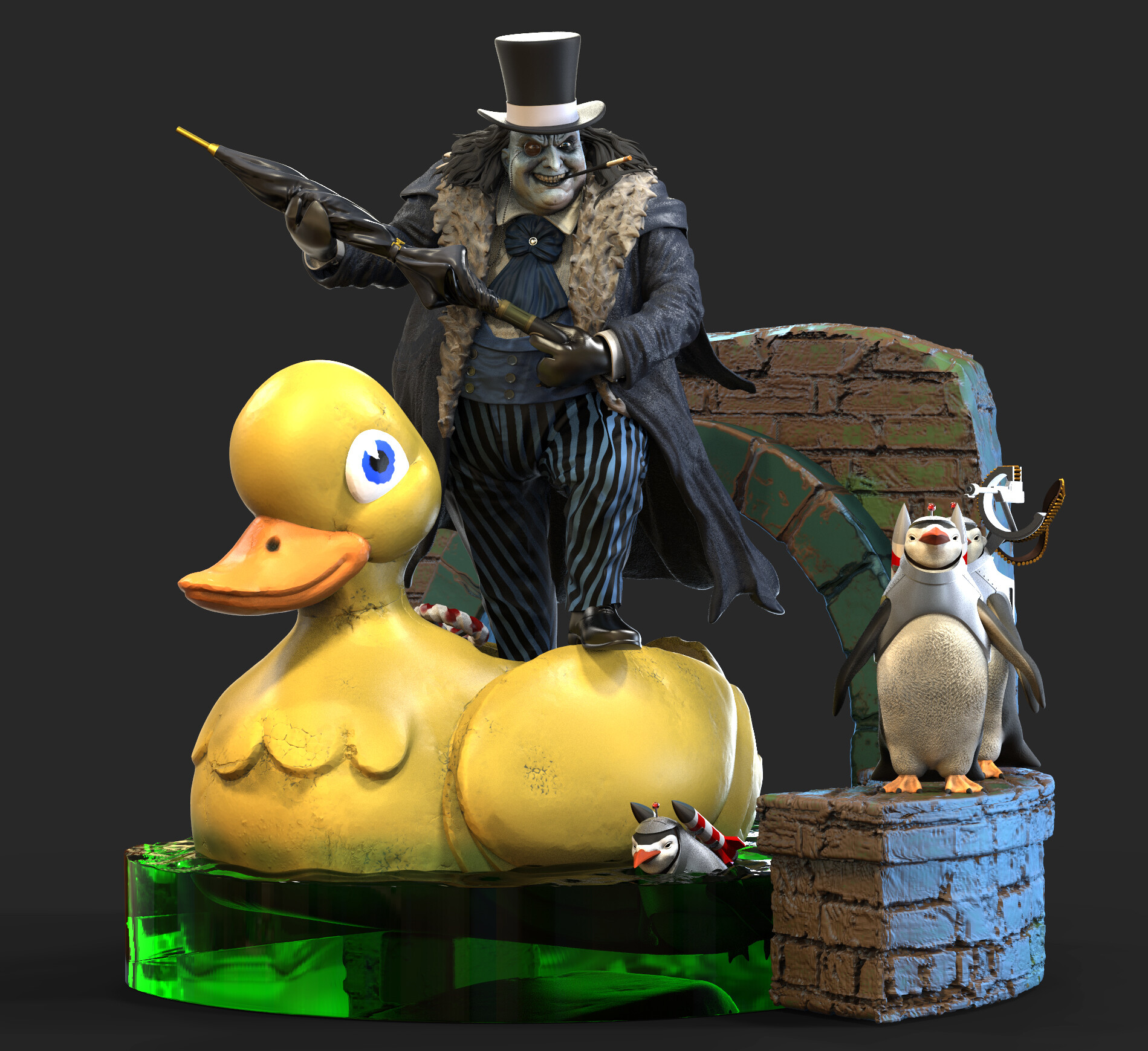 Andre ferwerda penguin 04