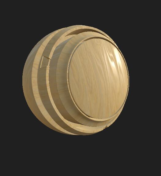 Maple Wood Designer Material