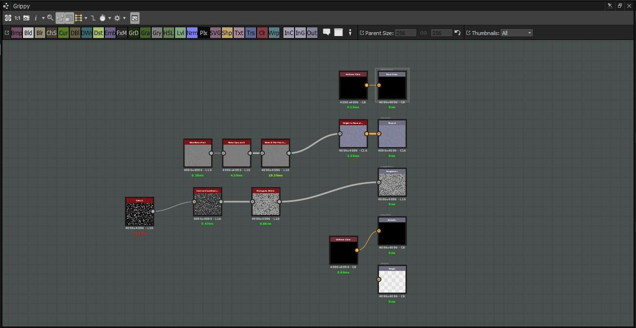 Griptape  Designer Graph