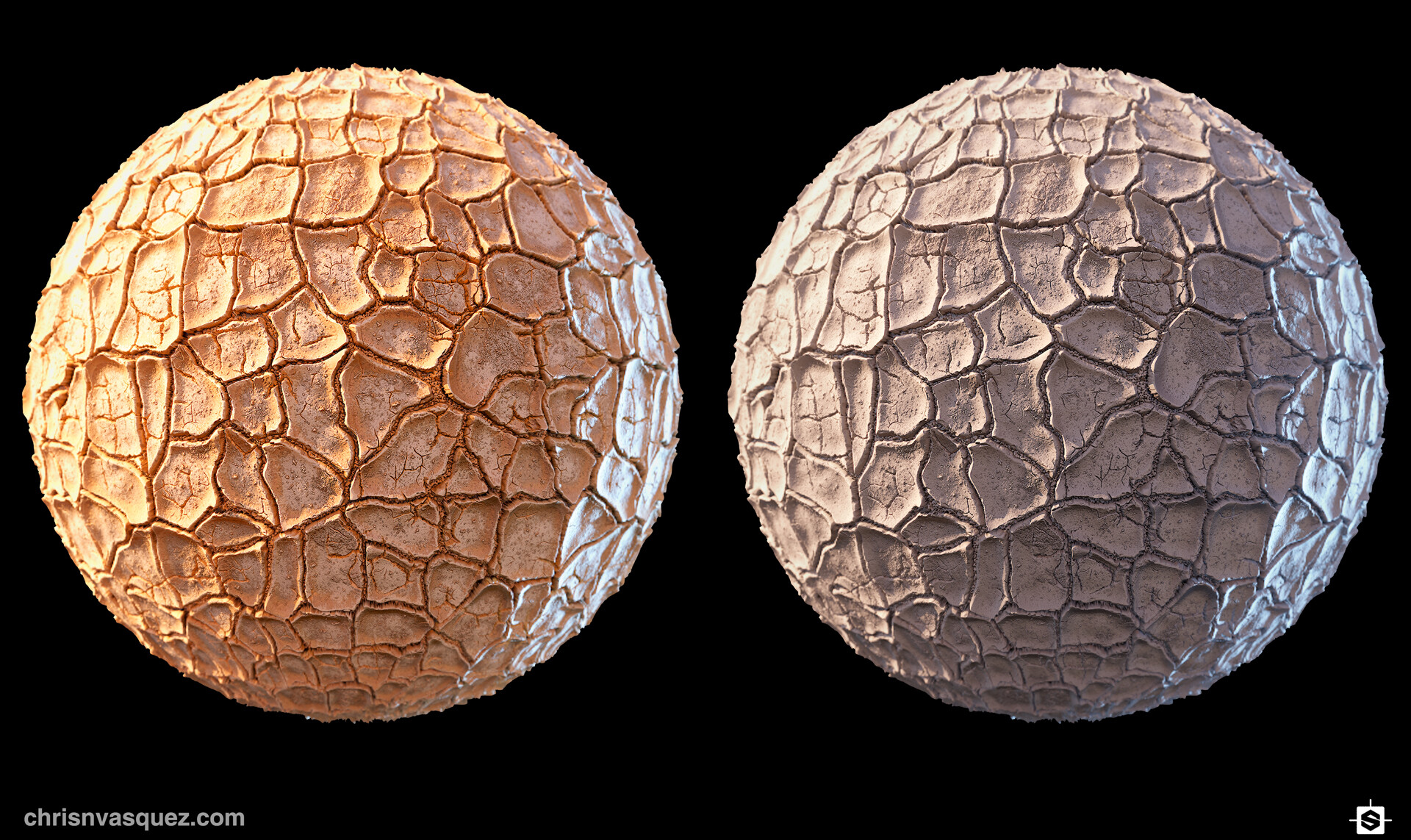 Christian vasquez sphere crackedmud cv