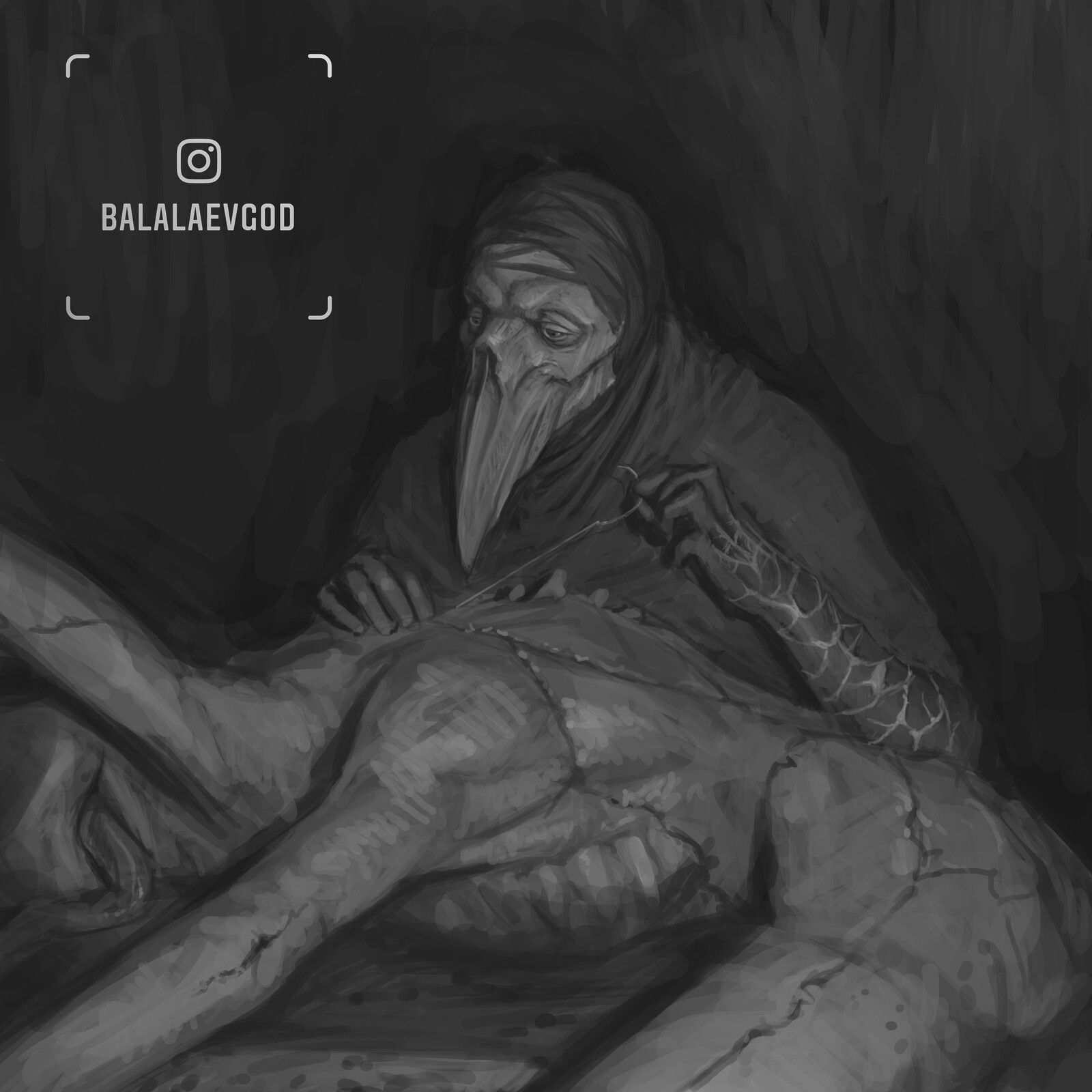 Artstation Scp Savva Balaev Hard to know how to minimalize someone that's already a drawing, though. artstation scp savva balaev