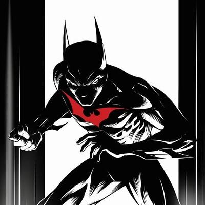 Donny tran batman beyond