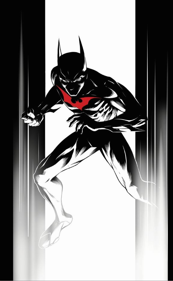 Donny tran batman beyond