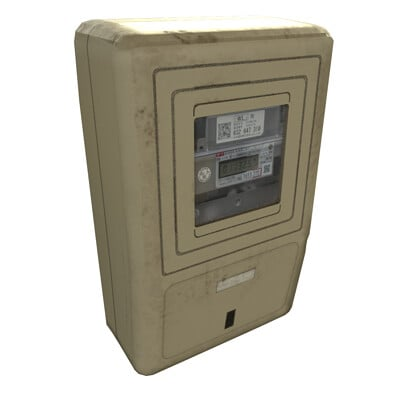 Anna p electricity meter 1a