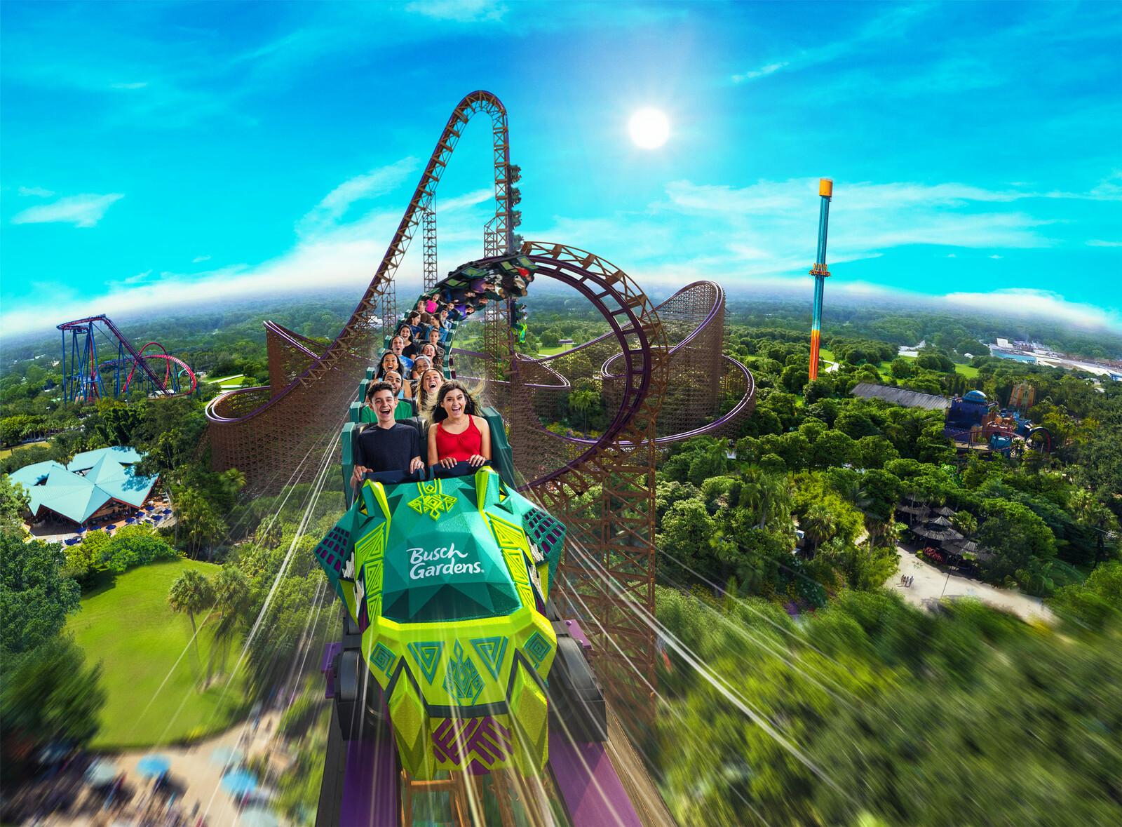 2019s Tallest, Fastest Hybrid Coaster