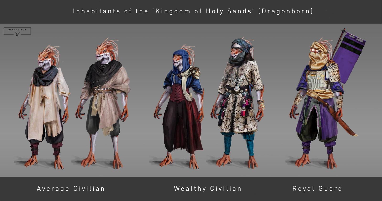 Dragonborn Concepts