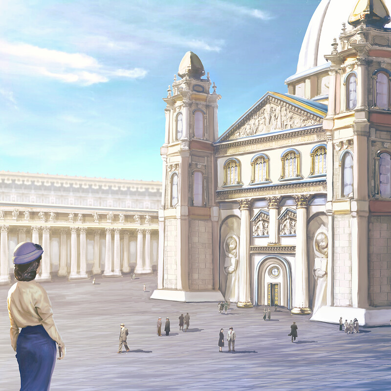 Etallen Temple