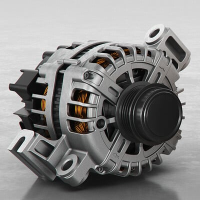 Jay xiong jayxiong alternator