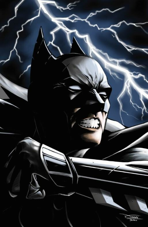 Donny d tran batman lightning 2a