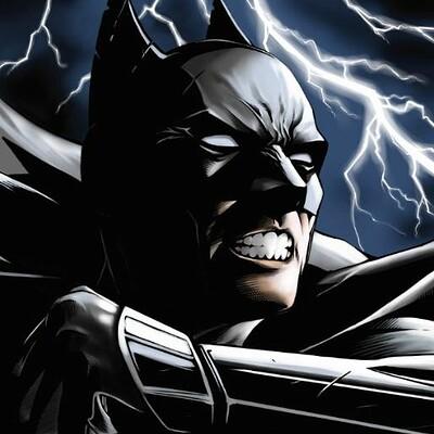 Donny d tran batman lightning 2a