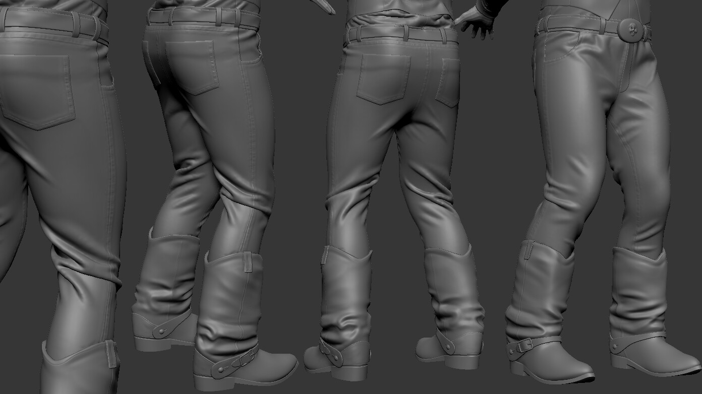 Jeans, #wip
