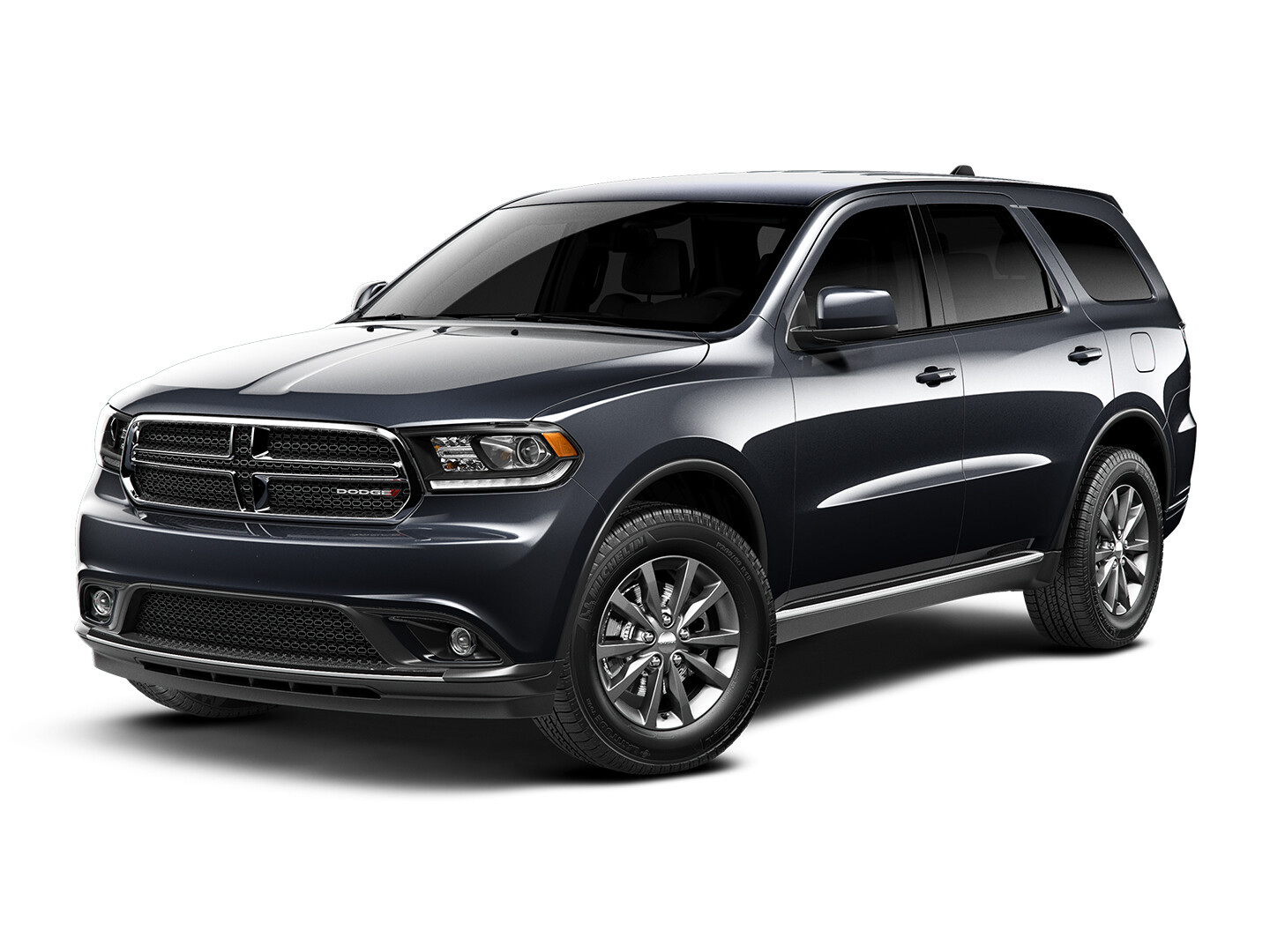 Dodge Durango: Fully CG Vehicle
