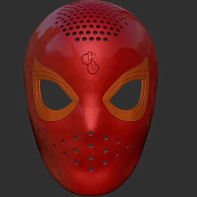 Amit kolay spidermanhomecomingmask